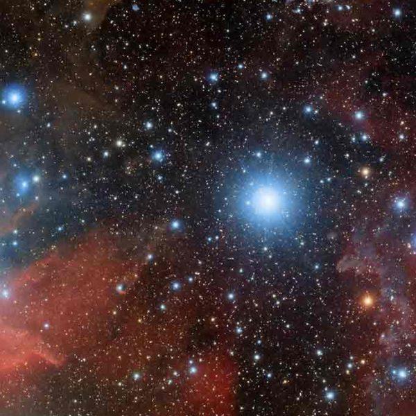 Celestial skies, inspiration for Zydrune 'Alnilam' ring.