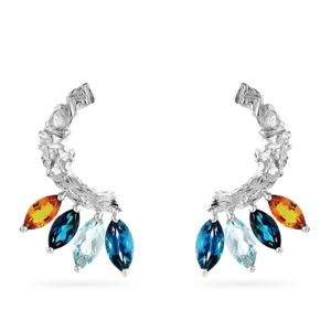 Zydrune Celestial 'IC443' gemstone earrings.
