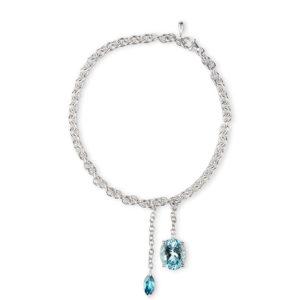 Zydrune Celestial 'Iris' charm bracelet.