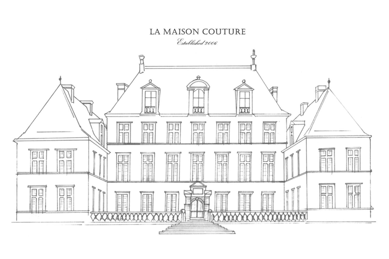 ZYDRUNE Jewellery at La Maison Couture Blog Post.