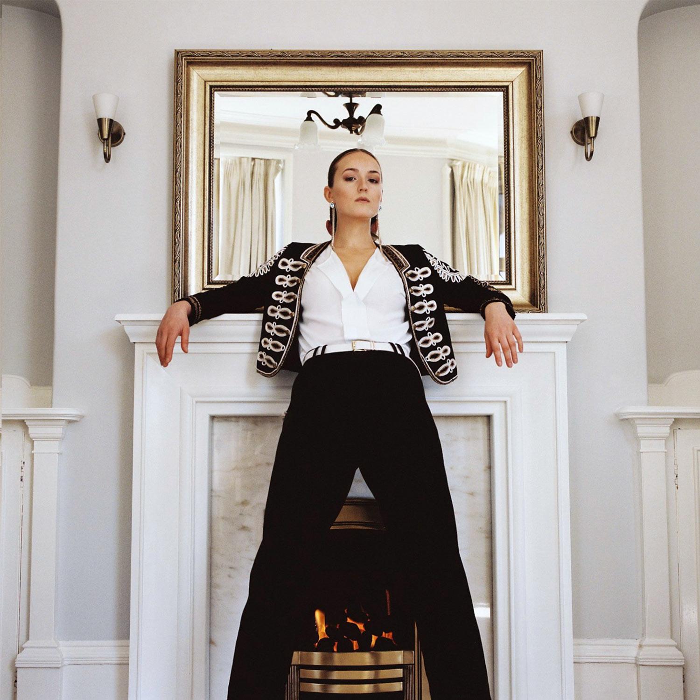 ZYDRUNE Jewellery Sustainable Fashion Blog Post with Valdone Au. Lookbook.